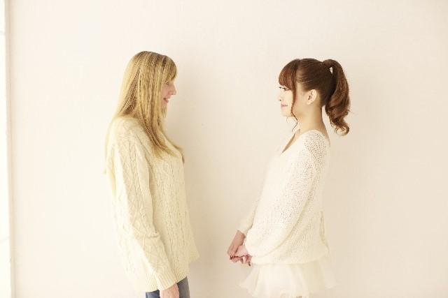 日本人と外人