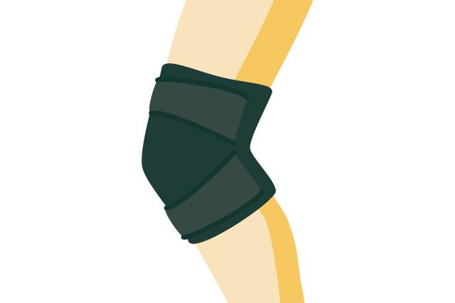 膝 サポーター 膝痛